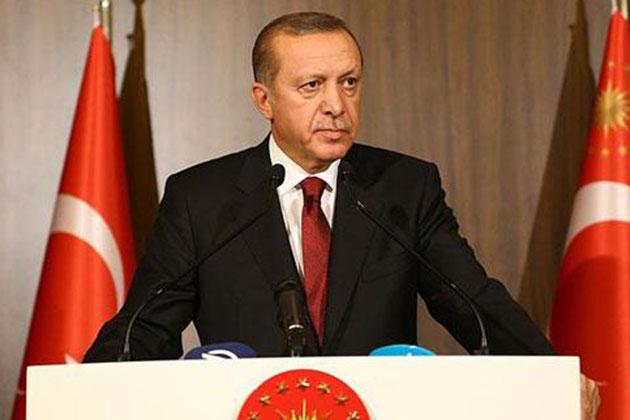 Erdoğan:DAEŞ'i Vuruyoruz Diyerek Bayırbucak Türkmenleri Vurulmaktadır