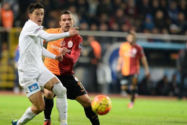 Kasımpaşa: 2 Galatasaray: 2