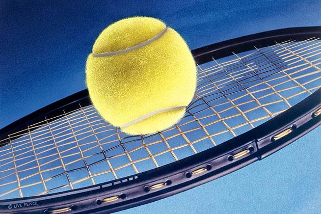 Türkiye Tenis Şampiyonası'nda Heyecan Devam Ediyor