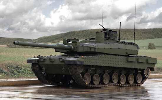 Altay Tankının Yeni Videosu Yayınlandı