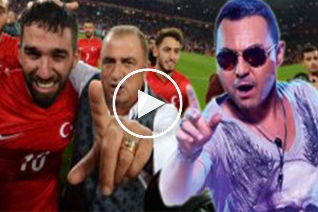 Serdar Ortaç'tan Milli Takıma Hediye Şarkı: Bitti Demeden Bitmez