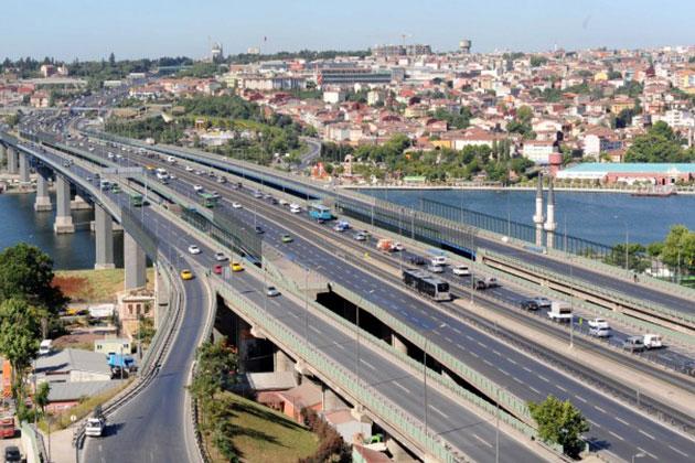 İstanbul'da Yılbaşında Kapalı Olacak Yollar