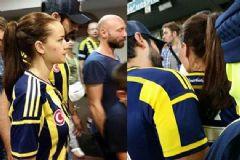 Fahriye Evcen Aşkı İçin Galatasaray'dan Vazgeçti