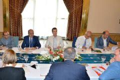 Ak Parti ile CHP 4. Hükümet Kurma Görüşmesini Gerçekleştirdi
