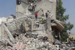 Suriye Uçağı Türkiye Sınırında Düştü: 35 Ölü