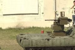 Rusya'dan 7 Tonluk Savaş Robotu