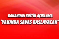 Çavuşoğlu: Yakında DAEŞ'e Karşı Savaş Başlayacak
