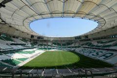 Timsah Arena'nın Açılış Tarihi Belirlendi