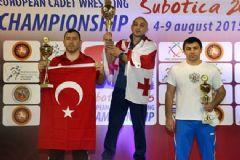 Serbest Güreş Milli Takımı Avrupa İkincisi Oldu