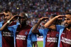 Trabzonspor Avrupa'ya Veda Etti: Trabzonspor 1-1 Rabotnicki