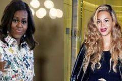 Michelle Obama: Beyonce Olurdum!