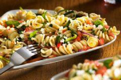 Diyet Yemek Tarifleri -  Yeşil Otlu Makarna