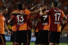 Süper Kupa'nın Sahibi Galatasaray Oldu