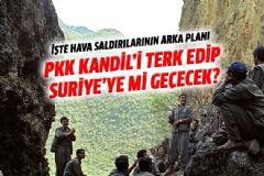 PKK Kandil'i Terk Edip Suriye'ye Mi Geçecek?