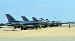 ABD F-16'ları İncirlik'te