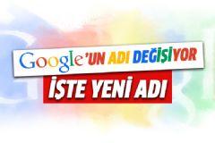 Google Artık 'Alphabet' Çatısı Altında Faaliyet Gösterecek