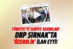 DBP Şırnak İl Başkanından Hadsiz 'Özerklik' Açıklaması