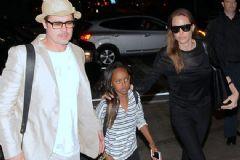 Angelina Jolie ve Brad Pitt Çiftinin Evlatlık Kızları Öz Annesini İstiyor