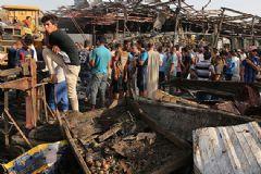 Irak'ta İntihar Saldırısı: 60 Ölü