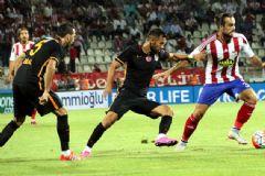 Galatasaray Lig'e Beraberlikle Başladı