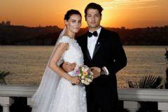 Saadet Işıl Aksoy Evlendi