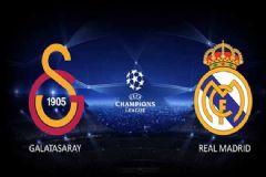 Real Madrid – Galatasaray Maçı Saat Kaçta, Hangi Kanalda?