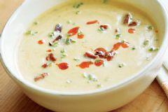 Diyet Yemek Tarifleri - Nohutlu Buğday Çorbası