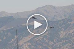 Milli Helikopter Atak Teröristleri Böyle Vurdu