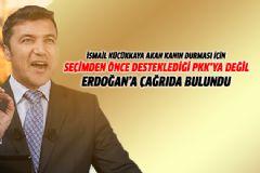 İsmail Küçükkaya'dan Erdoğan'a Çağrı: Devlet Öcalan'la Görüşsün