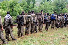 PKK'nın Elinden Kaçan 240 Terörist Teslim Oldu