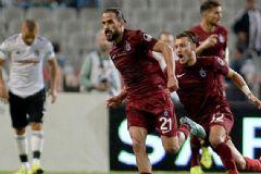 Beşiktaş 1-2 Trabzonspor Maç Sonucu, Maç Özeti
