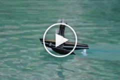 Parrot'tan Havada, Karada Ve Suda Giden Drone