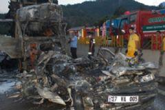 Adana'da Zincirleme Kaza: 5 Ölü