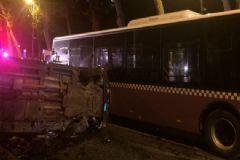 Dolmabahçe'de Zincirleme Kaza: 2 Ölü, 7 Yaralı