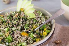Diyet Yemek Tarifleri -  Karabuğday Salatası