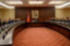 İşte Seçim Hükümeti'nin Geçici Bakanlar Kurulu