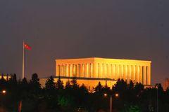 Anıtkabir 30 Ağustos'ta Saat 20.00'de Kapanacak