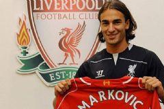 Liverpoollu Markovic F.bahçe İçin İstanbul'a Geldi