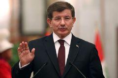 Davutoğlu: Operasyonlardan Vazgeçmemizi Kimse Beklemesin