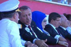 Erdoğan Harp Okulu'nun Devir-Teslim Törenine Katıldı