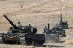 TSK DAEŞ'e Karşı Operasyon Başlattı