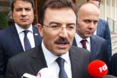 İçişleri Bakanı Selami Altınok'tan Kilis Açıklaması