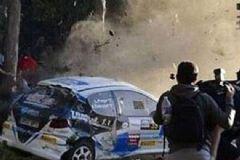 Ralli Turnuvasın'da Korkunç Kaza: 6 Ölü