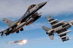 Türk Jetleri Koalisyon Uçakları İle DAEŞ'e Operasyon Düzenledi