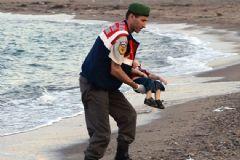 Üstçavuş 'Aylan Kurdi'yi Anlattı