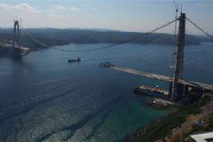3. Köprü'nün Bitmesine 648 Metre Kaldı