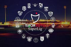 Spor Toto Süper Lig Müsabaka Programı Açıklandı