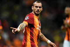 Fenerbahçe Wesley Sneijder'in Peşinde