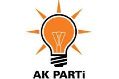 Ak Parti'nin MYK Listesi Açıklandı