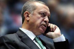 Erdoğan Mescid-i Aksa için Hollande İle Konuştu